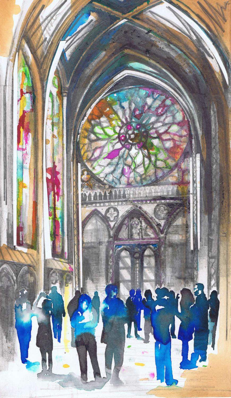 Sainte–Chapelle, Paris